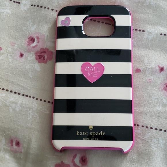 2 Kate spade cell phone cases. Used.